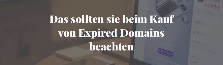 Expired Domains